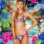 bikini tropical Key Whoss verano 2015