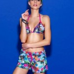 bikini y short estampado Key Whoss verano 2015