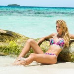 Swim Days bikini estampa tribales verano 2016