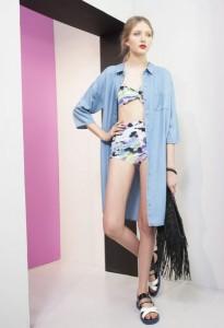 Las Pepas bikini estampada batik verano 2016