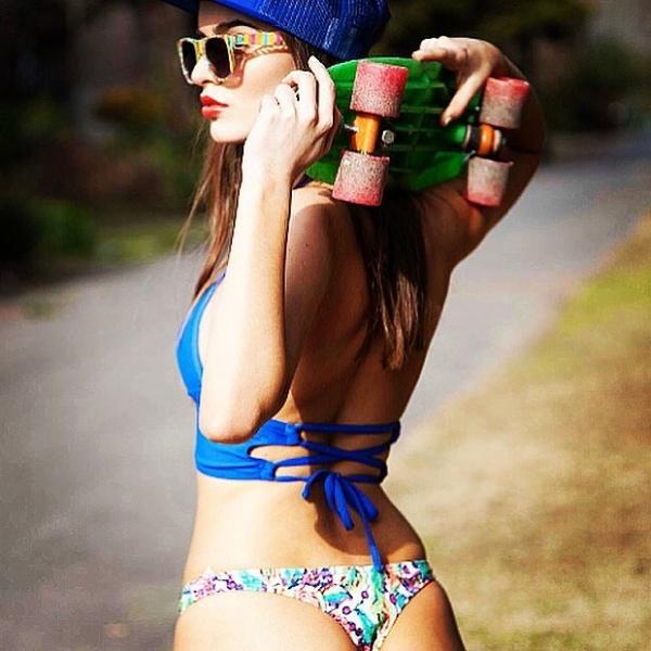 Bikini con top - Ailyke verano 2017