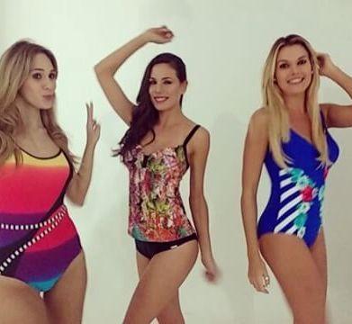 Nodagi - mallas enterizas y trikinis verano 2017