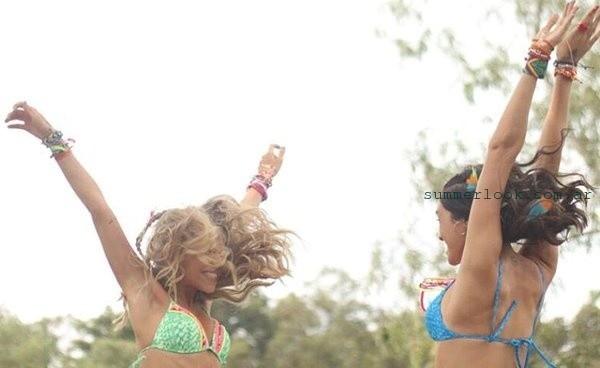 Sweet Victorian - bikinis verano 2017