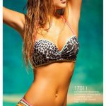 bikini animal print verano 2017 Andressa