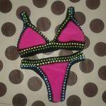 Ike bikinis tejidas a crochet verano 2018