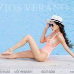 malla enteriza de Bikinis Buzios verano 2018