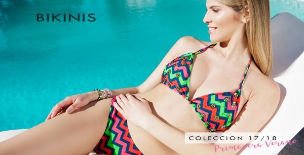 Bikinis figuras geometricas verano 2018 - Maria Lolgi