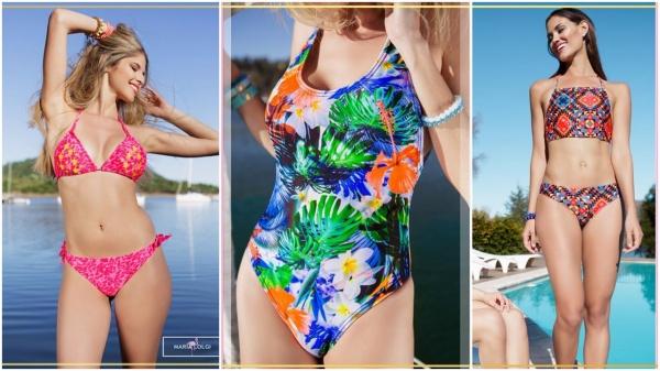 bikinis mallas verano 2018 - Maria Lolgi