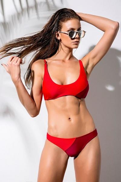 Bikini roja verano 2018 Avocado Swimwear