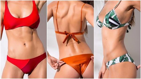 bikinis de moda verano 2018 Avocado Swimwear