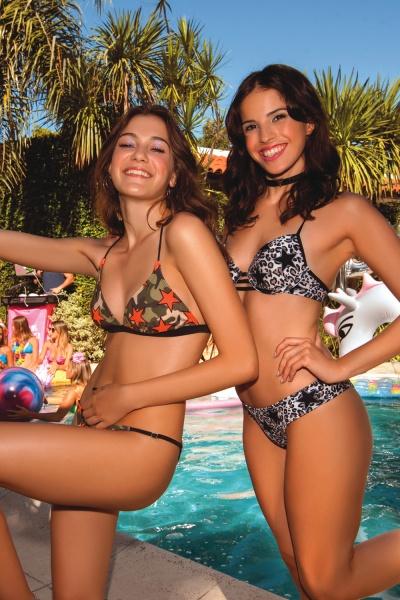 bikinis estampas estrellas verano 2018 Sweet Victorian
