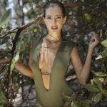 malla enteriza escote profundo verano 2018 Sweet Lady China Suarez