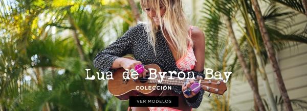Bikini con detalle de broderie verano 2018 - Guadalupe Cid