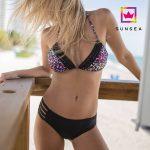 bikini con multiples tiras Sunsea verano 2018