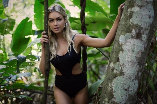 trikini negra verano 2018 - CIPITRIA
