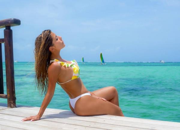 bikini estampa frutal verano 2018 - MAREA