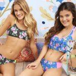 bikini floresada para adolescentes verano 2018 tutta la frutta