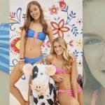 bikinis a rayas verano 2018 tutta la frutta