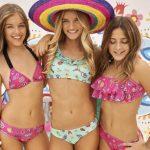 bikinis para adolescentes con emoticones verano 2018 tutta la frutta
