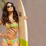 bikini amarilla verano 2018 Sol y Oro