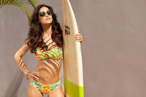 bikini amarilla verano 2018 - Sol y Oro