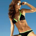 bikini tonos fluor verano 2018 Sol y Oro