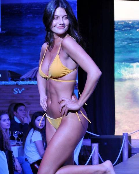 Sweet Lady anticipo bikini amarilla verano 2019
