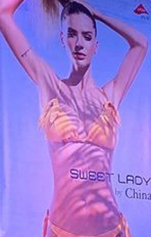 Sweet Lady by China - bikini amarilla verano 2019