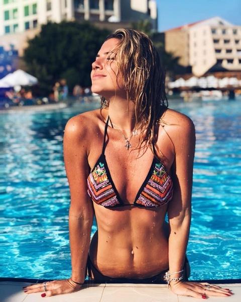 bikini bordada - trajes de baño Luz de Mar verano 2019