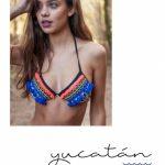bikini con borlas verano 2019 Maria Lolgi