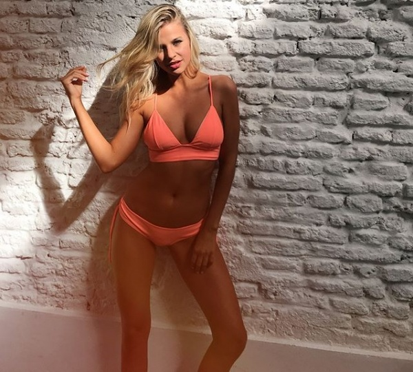 bikini triangulo - trajes de baño Luz de Mar verano 2019