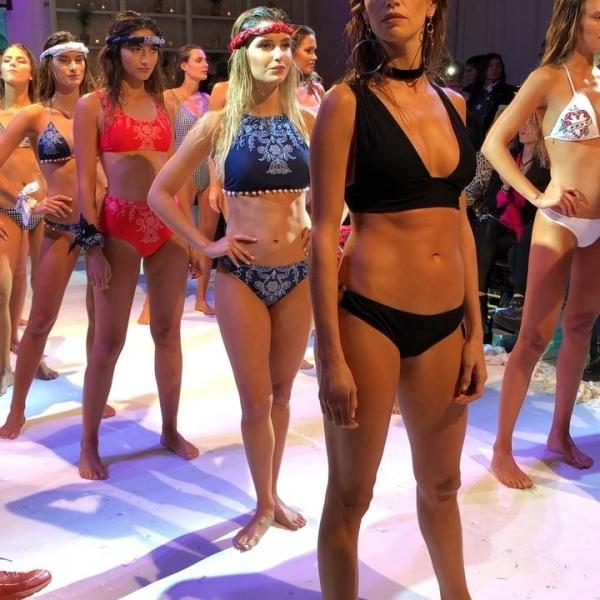 bikinis juveniles - trajes de baño Luz de Mar verano 2019
