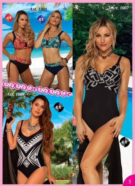 bikinis y enterizas talles grandes verano 2019 - Sabbia Di Mare