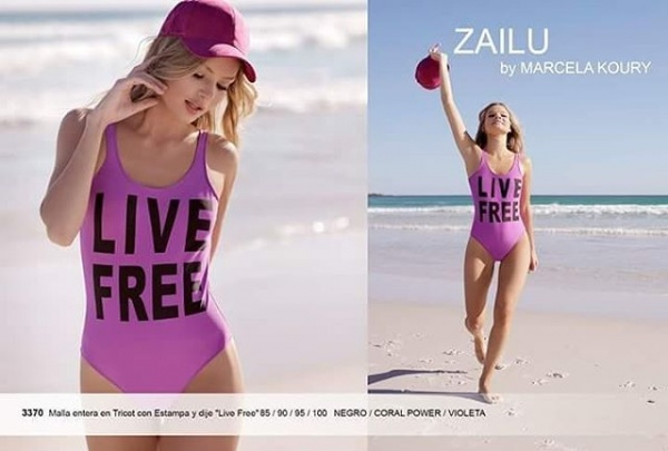 malla enteriza purpura verano 2019 by Zailu