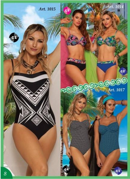 mallas en talles xl verano 2019 - Sabbia Di Mare