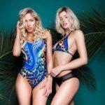 Bikinis y enterizas Soleado mallas verano 2019