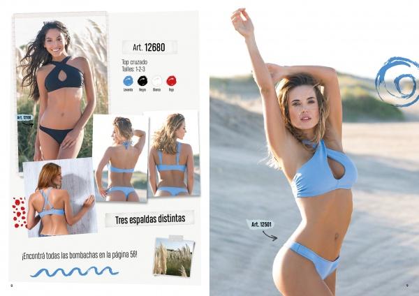 Bikinis cruzadas verano 2019 - Cocot