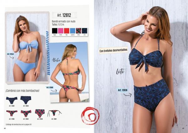 bikini con nudo verano 2019 - Cocot