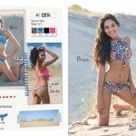 bikini cuello alto verano 2019 Cocot