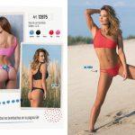 bikini un solo hombro verano 2019 Cocot
