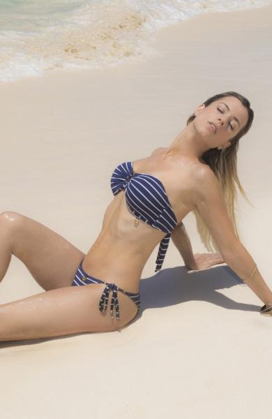 052fe04f798d bikinis a rayas verano 2019 Mirosol - Looks de verano