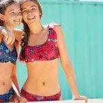 bikini estampado pop malla adolescente verano 2019 Tutta la frutta