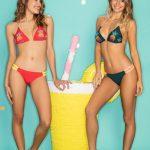 bikinis bordadas con frutas verano 2019 Promesse