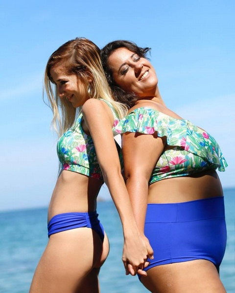 bikinis en talles grandes verano 2019 - Kachet