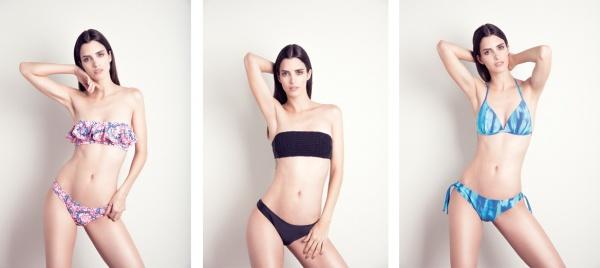 bikinis estampadas verano 2019 - La Flor de lavanda