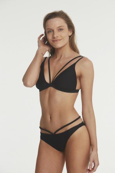 bikinis negras verano 2019 - Dolcisima