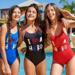 malla enteriza malla adolescente verano 2019 Tutta la frutta