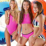 mallas detalles fluor malla adolescente verano 2019 Tutta la frutta