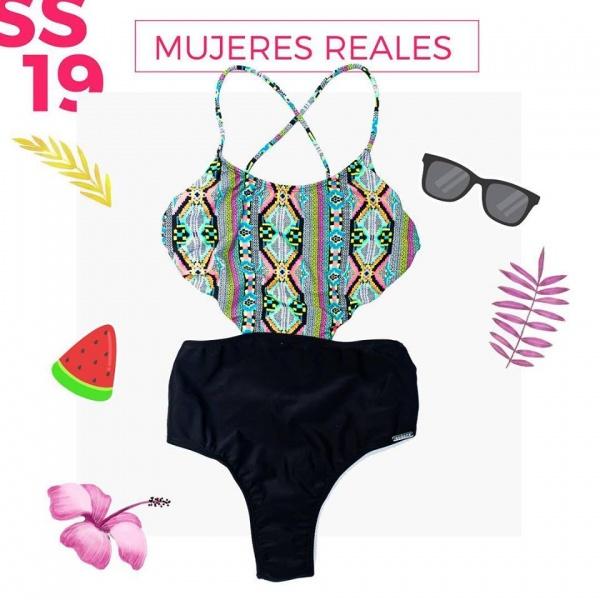 trikini etnica verano 2019 - Audace
