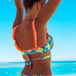 Guadalupe cid – Coleccion verano 2019 – Bikinis alegres y coloridas